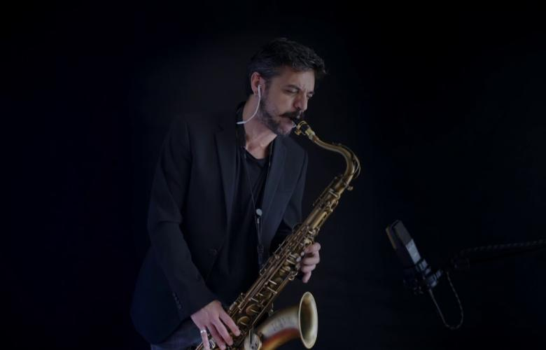 Embedded thumbnail for Vincenzo - sax