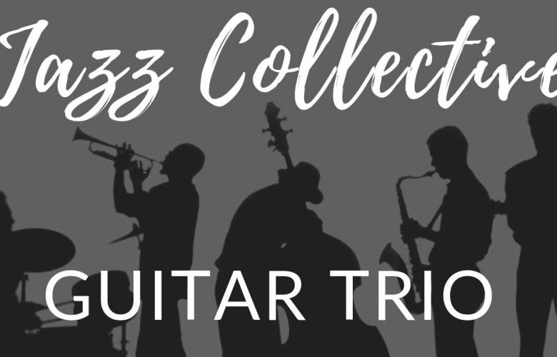 Embedded thumbnail for TRIO Guitar, double bass and drums