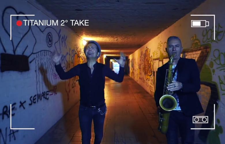 Embedded thumbnail for Cesare - sax