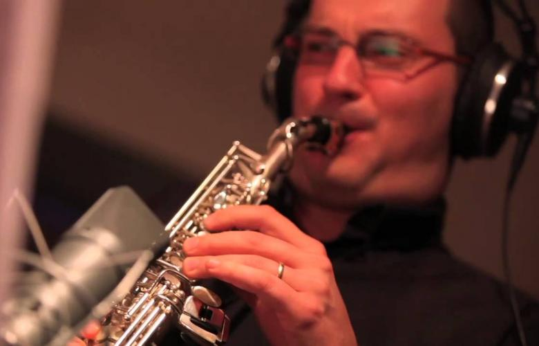 Embedded thumbnail for Gianni - sax