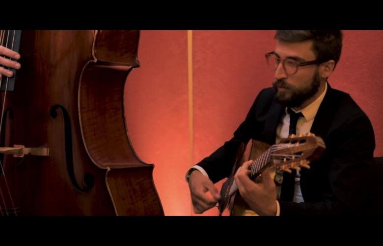 Embedded thumbnail for Gypsy jazz/ manouche