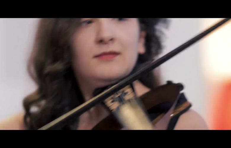Embedded thumbnail for ELECTRIC VIOLIN